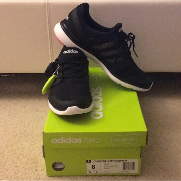 adidas cloudfoam xpression shoes
